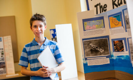Area History Students Compete
