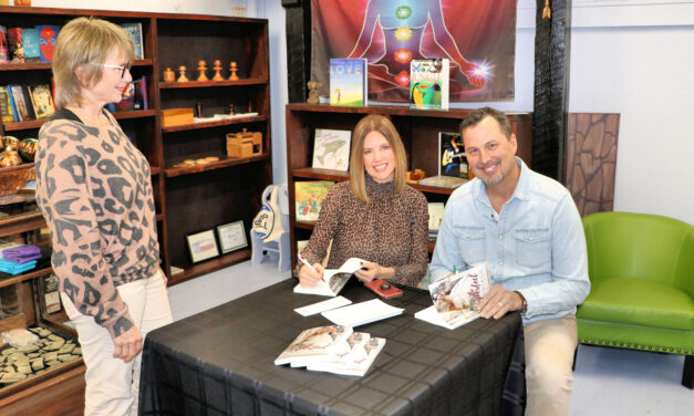 Book Launch                             By Jim Satterwhite
