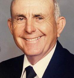 JERRY GUNNELS, 93, GREENVILLE,  FEBRUARY 27, 1927 – JUNE 8, 2020