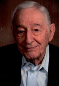 """CHRISTIAN h. """"STEVE"""" SIEBENHAUSEN, JR., 95, COMMERCE,  FEBRUARY 15, 1925 – AUGUST 10, 2020"""