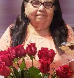 PAULA RODRIGUEZ VARGAS, 80,  JUNE 7, 1940 – JANUARY 24, 2021
