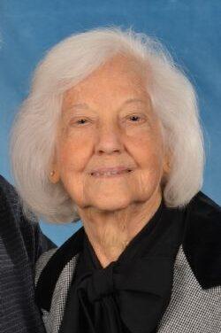 ANN LOU GRIMMETT, 91, GREENVILLE,  AUGUST, 21, 1930 – JUNE 7, 2021