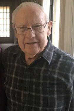 JOHN WALKER HARVEY, 93, GREENVILLE,  JANUARY 18, 1928 – JUNE 10, 2021