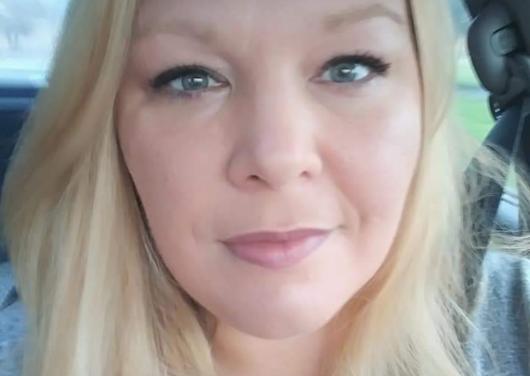 CHRISTINA DIANNE (MONK) BURGER, 45, QUINLAN,  JULY 3 ,1976 – SEPTEMBER 5, 2021